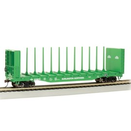 Bachmann Trains 52'  CB Flatbed BN HO
