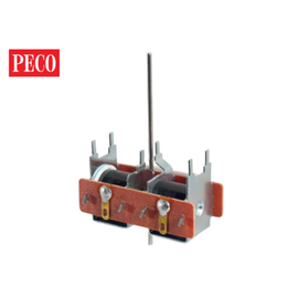Peco SWITCH MACHINE W/EXTENDED PIN