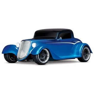 Traxxas Factory Five '33 Hot Rod Coupe 1/10 AWD Blue Fade
