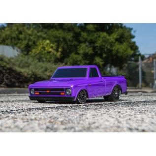 Traxxas 1/10 1967 Chevrolet C10 Drag Slash Ultra Violet