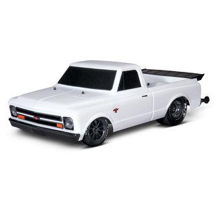 Traxxas 1/10 1967 Chevrolet C10 Drag Slash Diamond white
