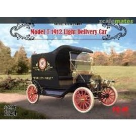 ICM 1//24 Model T 1912 Light Delivery Kit