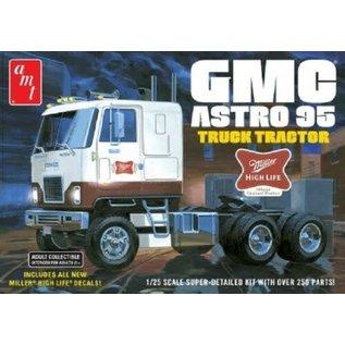 AMT 1/15 GMC Astro COE Miller Beer