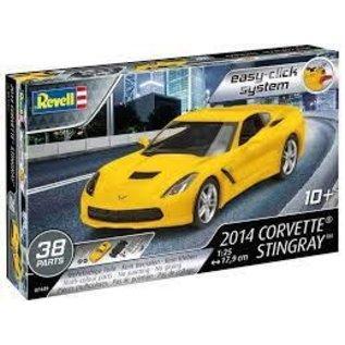 Revell Germany 1/25 2014 Corvette Stingray
