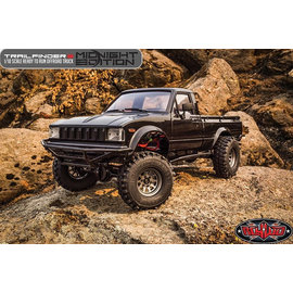 RC4WD 1/10 Midnight Edition Trail Finder 2 w/Mojave II Body set