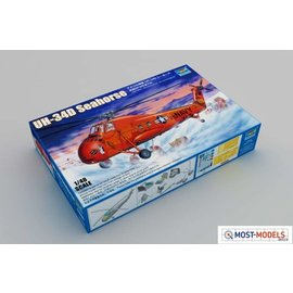 Trumpeter 1/48 UH-34D Seahorse - Re-Edition