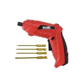 Hobby Details Power2 Electric Mini Screwdriver with Titanium Tips 1set