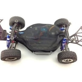 Hobby Details Chassis Dirt Guard Cover for Traxxas 1/10 Slash 4x4