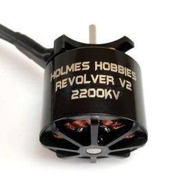 Holmes Hobbies Revolver V2 Snubnose BL Motor 2200KV
