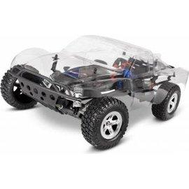 Traxxas 1/10 2WD Slash Truck Kit w/ XL-5 esc, TQ2.4 Radio, Clear Body