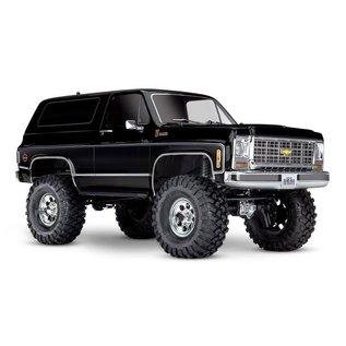 Traxxas 1/10 TRX4  79 Chevy Blazer Titan 12T Black