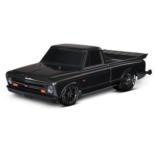 1/10 1967 Chevrolet C10 Drag Slash Midnight Black
