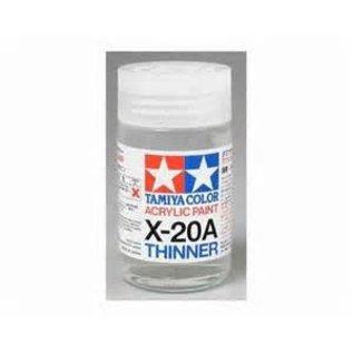 Tamiya X-20A Thinner 46ML