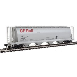 Walthers Mainline HO 60' NSC 5150 3-Bay Covered Hopper CP #650091