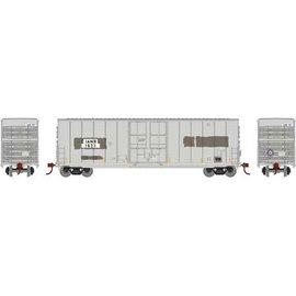 Athearn N 50' Smooth High Cube Plug Door Box, IANR #1021