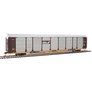 Walthers Proto 89' Thrall Bi-Level Auto Carrier CR #158397 HO