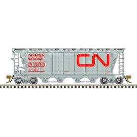 Atlas HO Hopper CN (Noodle 12 Hatch) 355151