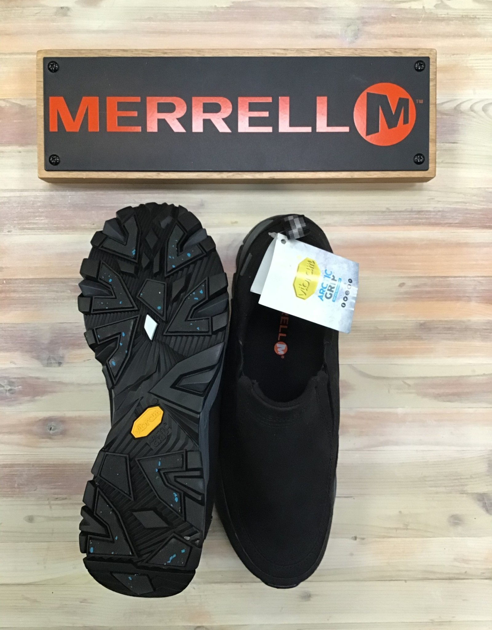 Merrell Merrell Coldpack Ice+ Moc WP Men's
