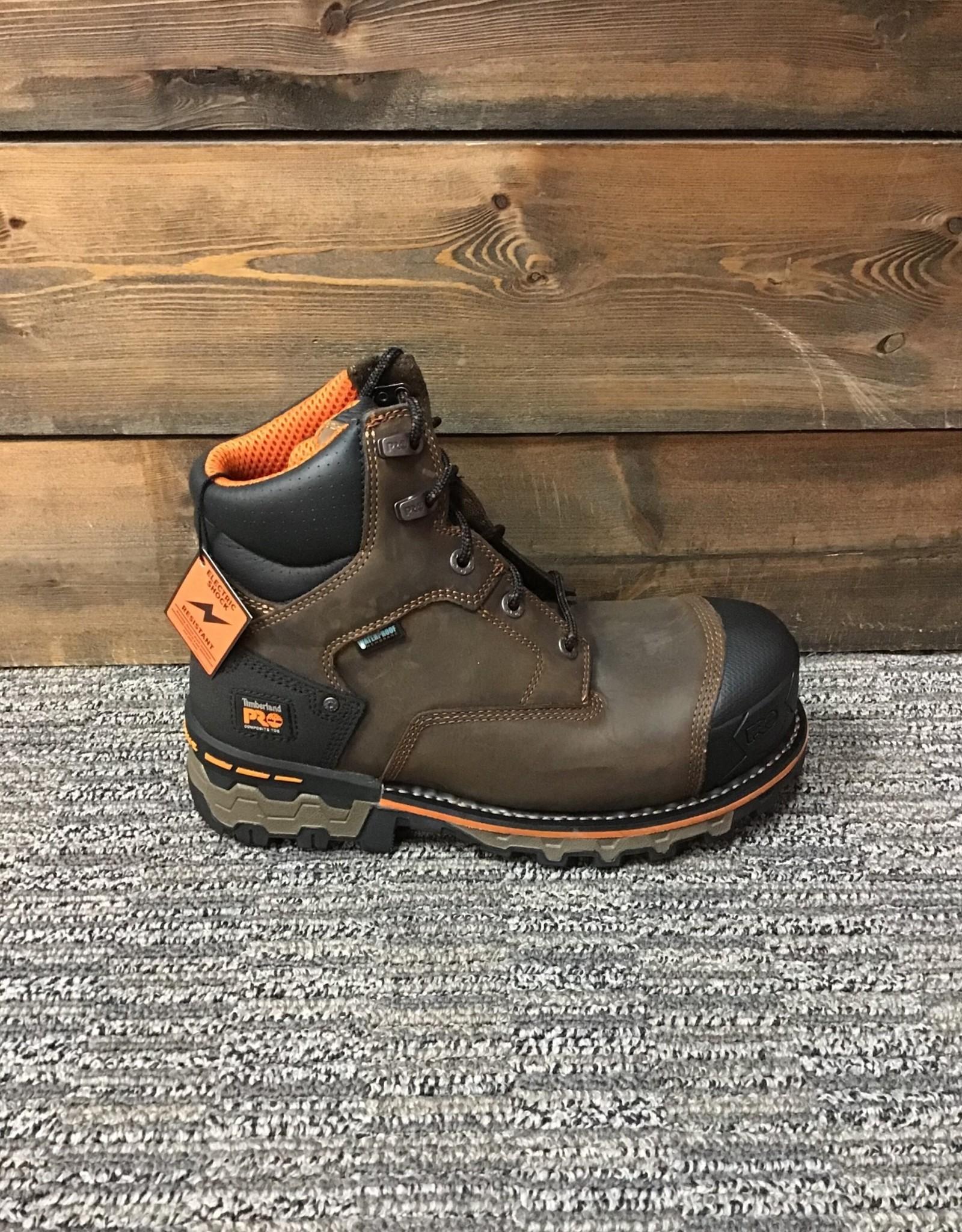 "Timberland Timberland Boondock 6"" CSA Waterproof Men's"