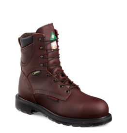 "Red Wing In Store - Red Wing 2414 8"" CSA Steel Toe Safety Boot Waterproof Men's"