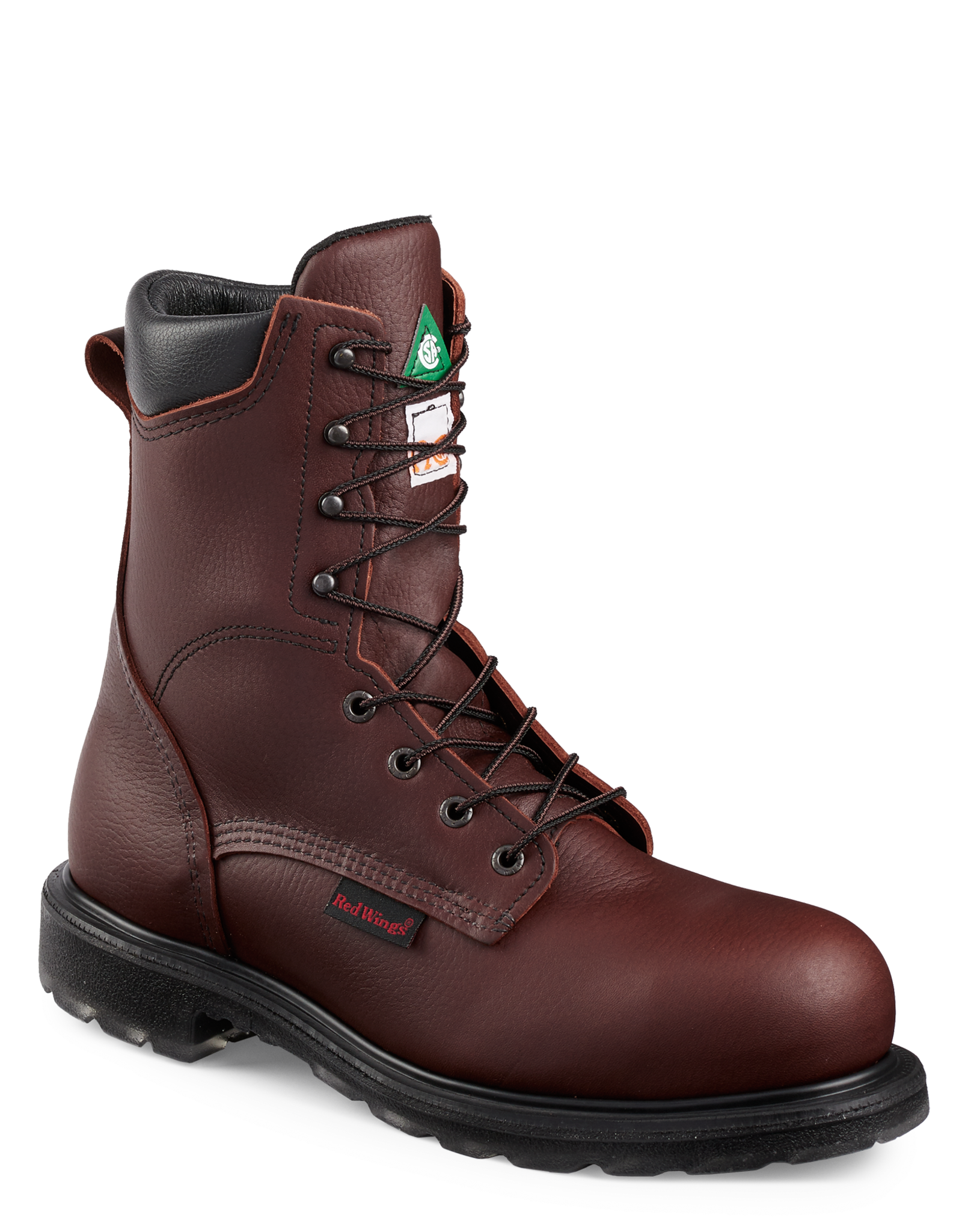 """Red Wing Available In Store ONLY - Red Wing 3508 8"""" CSA Steel Toe Unlined Men's"""