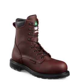 "Red Wing In Store - Red Wing 3508 8"" CSA Steel Toe Unlined Men's"