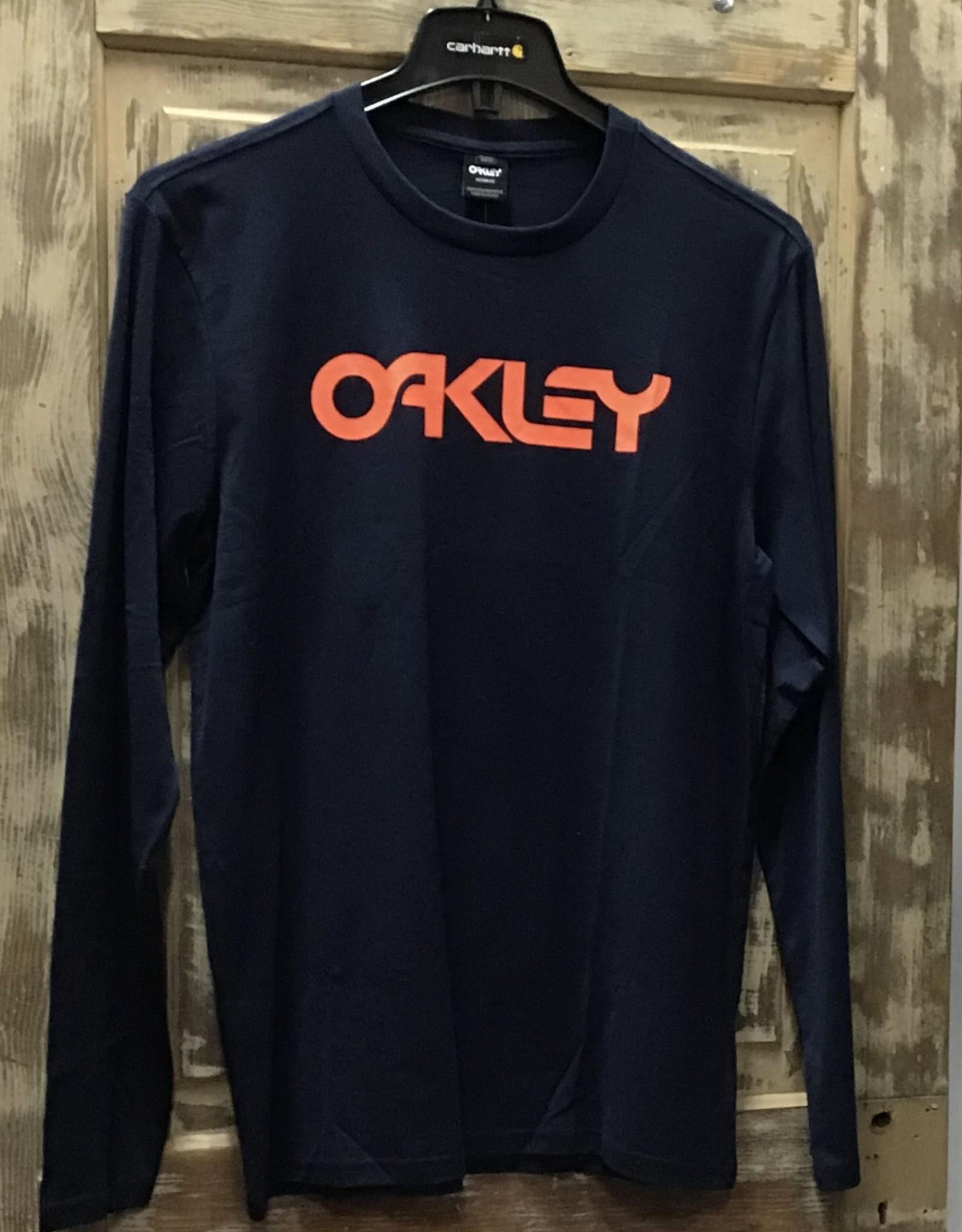 Oakley Oakley 457134 Mark II L/S Tee Men's