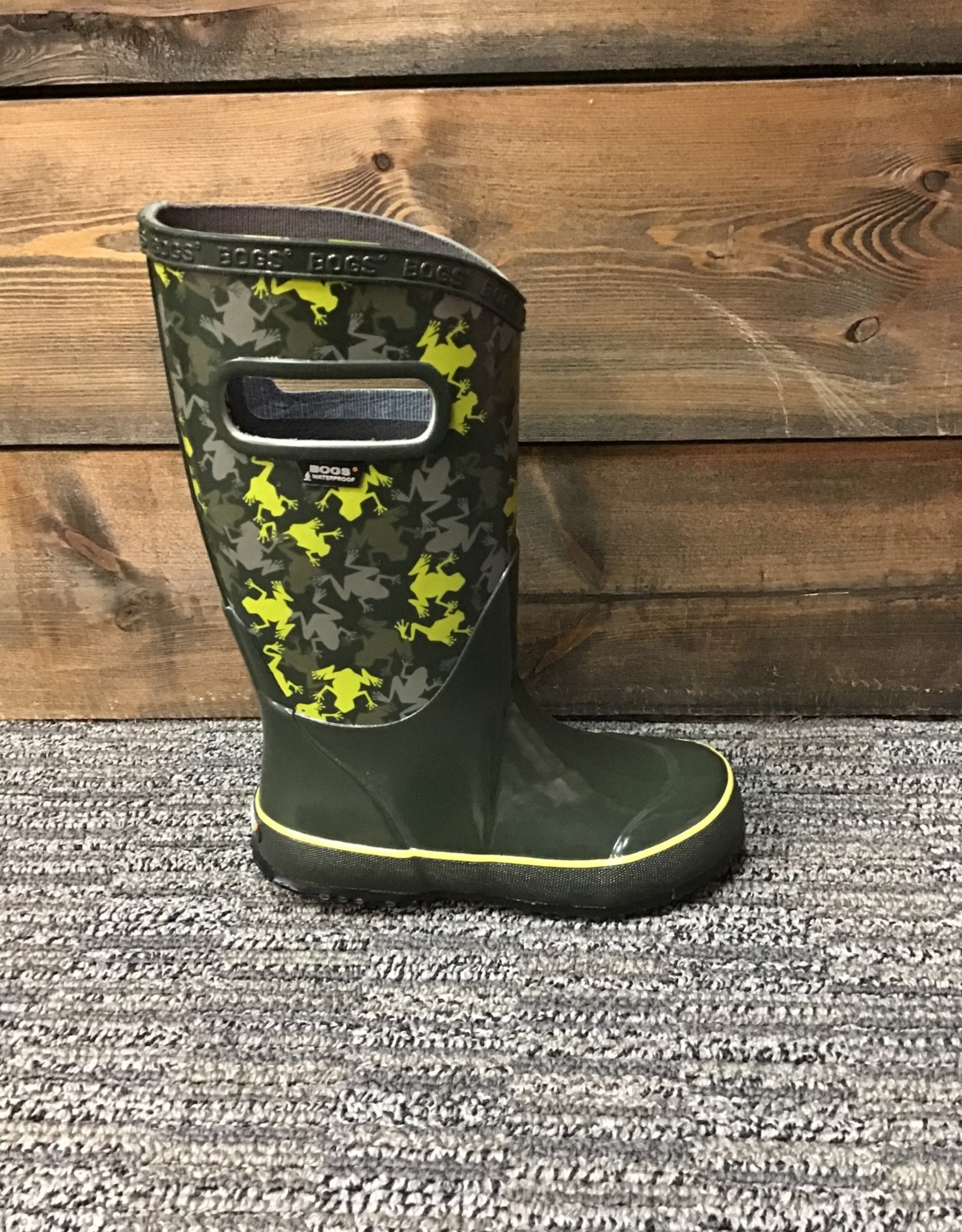 Bogs Bogs Rainboot Frogs Kids'