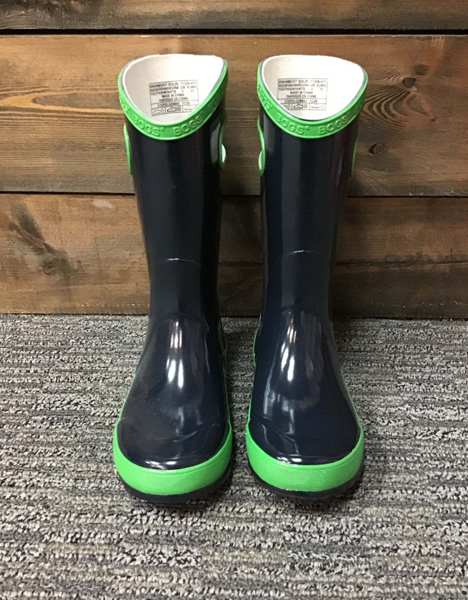 Bogs Bogs Rainboot Solid Kids'