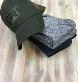 Cat Cat Cap/Sock Bundle Men's