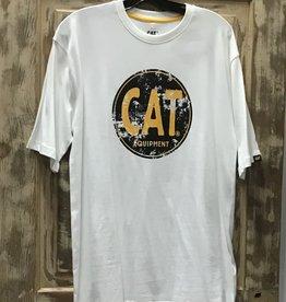 Cat Cat 1510524 S/S Tee Men's