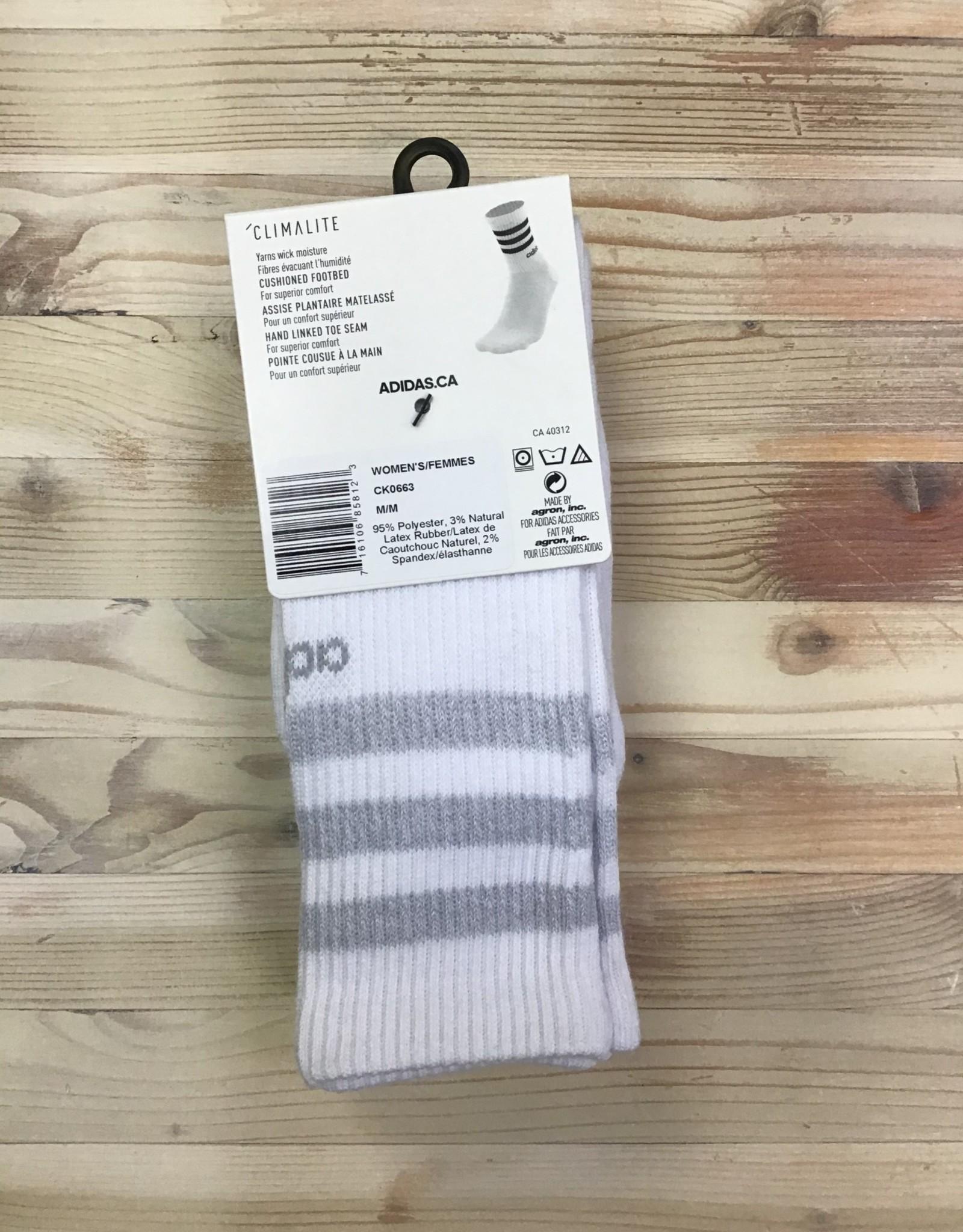 Adidas Adidas CK0663 3 Pack Socks Ladies'