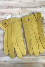 Raber Raber Leather Gloves Men's