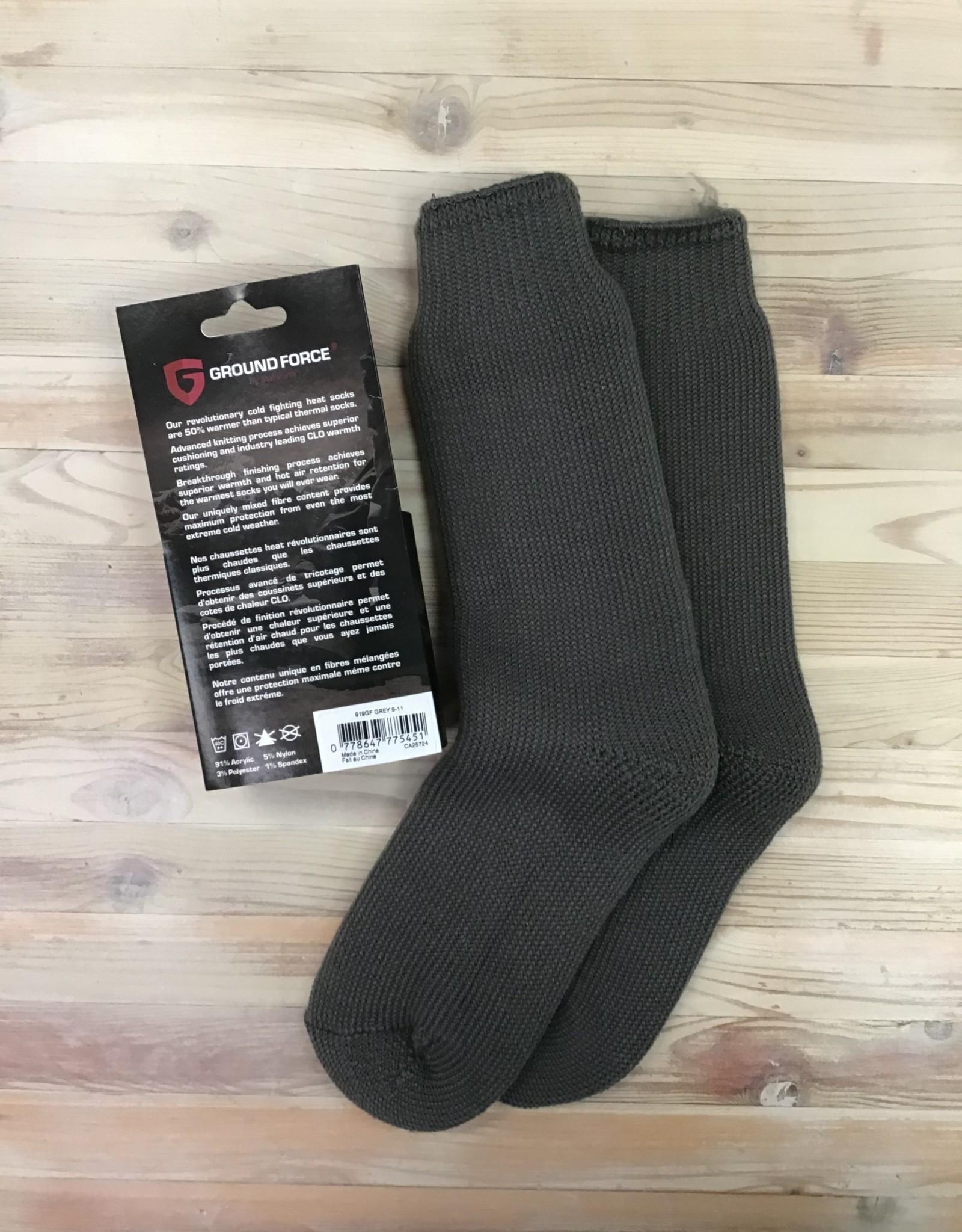Ground Force by Stalworth Ground Force by Stalworth Heat Thermal Socks Men's