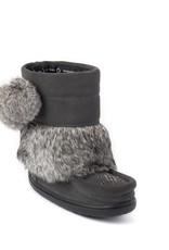 Manitobah Mukluks Manitobah Mukluks Waterproof Snowy Owlette Suede Mukluk