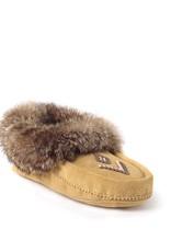 Manitobah Mukluks Manitobah Mukluks Tipi Fur Trim Suede Moccasin Men's