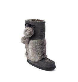 Manitobah Mukluks Manitobah Mukluks 6010 Snowy Owl Mukluk Waterproof Vibram