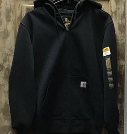 Carhartt Carhartt 100614 Rain Defender Paxton Heavyweight Hooded Zip-Front Sweatshirt Men's