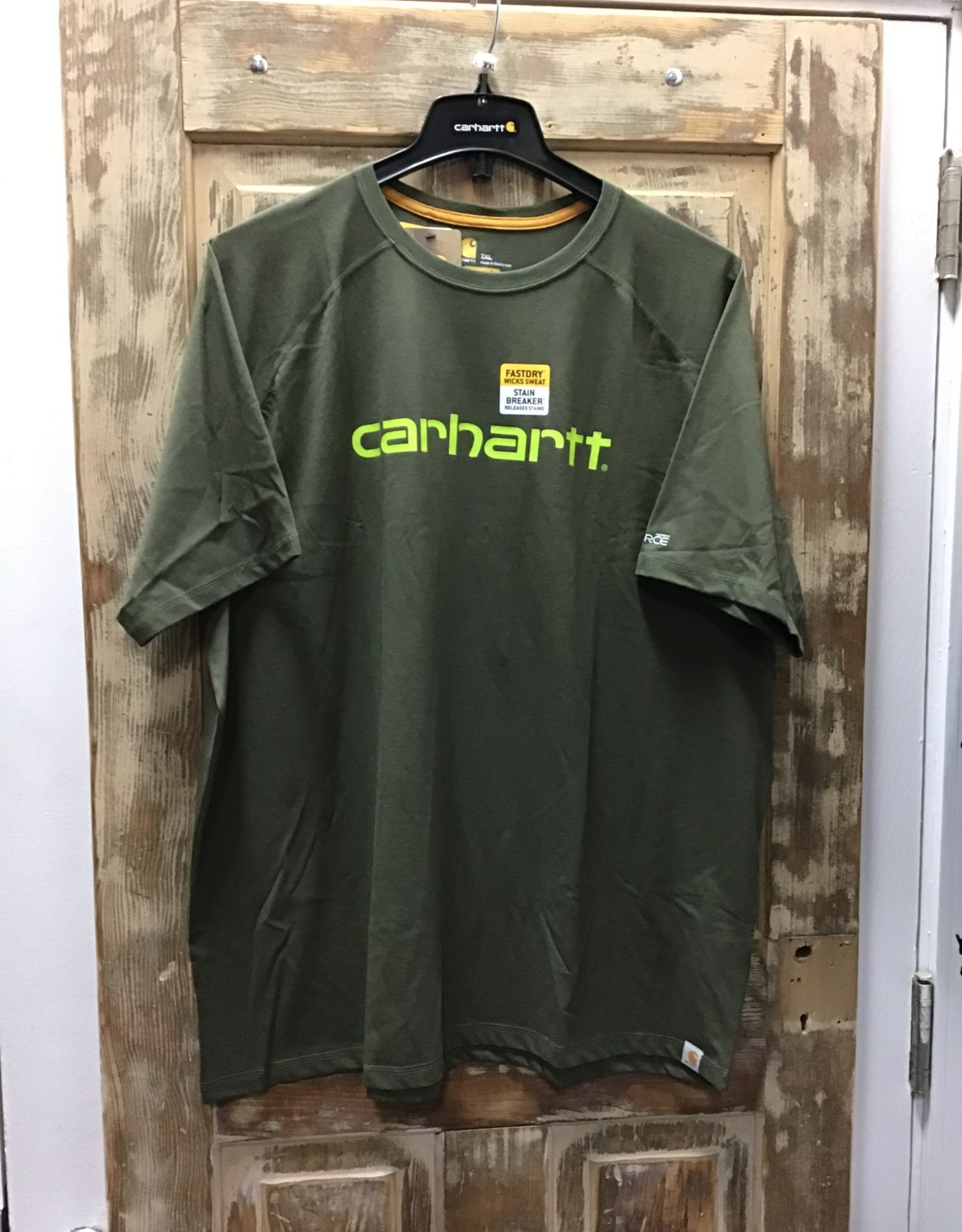 Carhartt Carhartt 102549 Force Delmont T-Shirt Men's