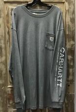 Carhartt Carhartt 103303 L/S Pocket Tee Men's