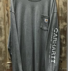 Carhartt Carhartt 103303 L/S Pocket Tee Men's
