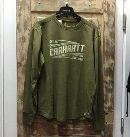 Carhartt Carhartt 103850 L/S Waffle Shirt Men's