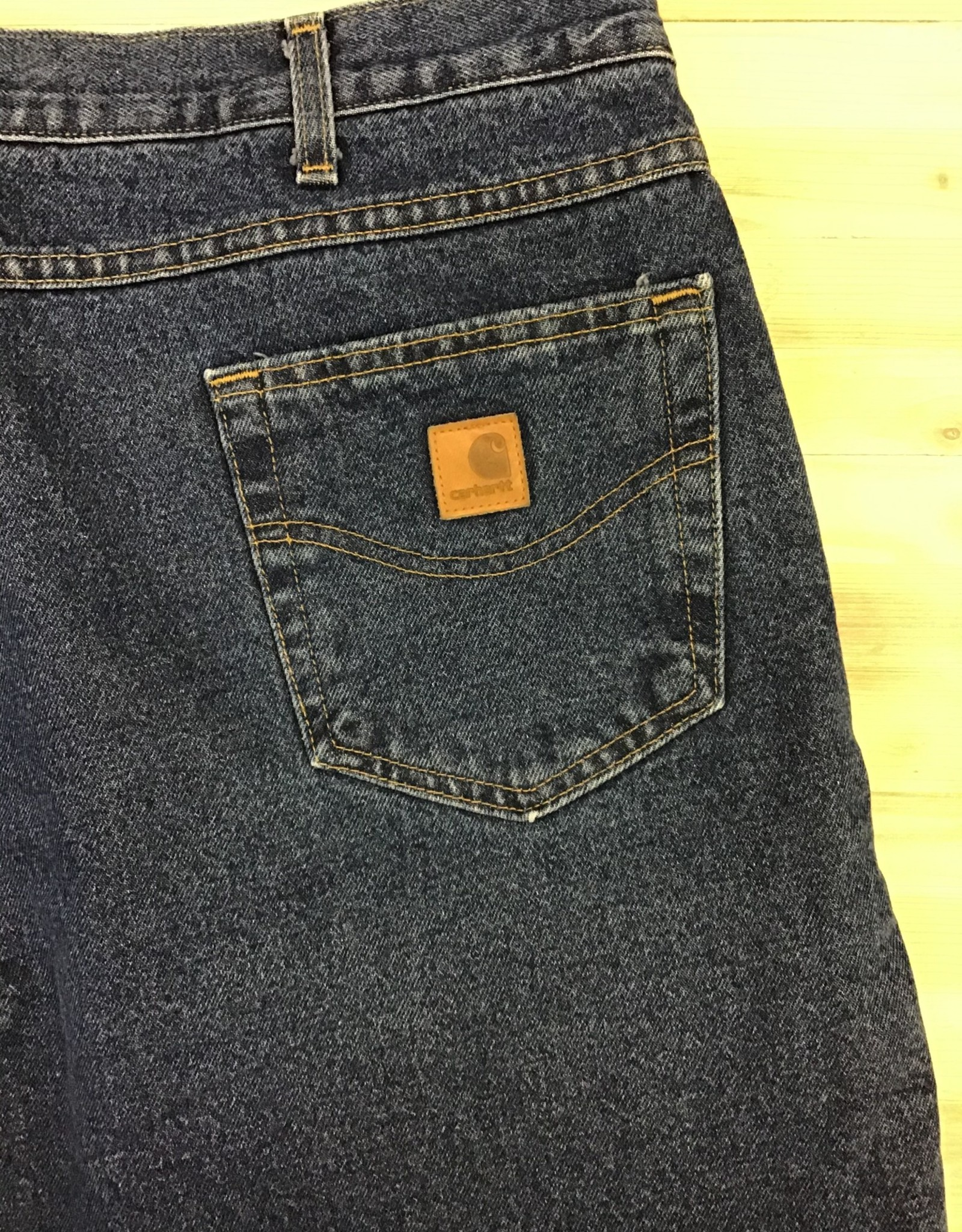 Carhartt Carhartt Straight Leg Jean Fleece Lined Pants Men's
