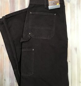 Carhartt Carhartt B136 Washed Duck Double-Front Work Dungaree Pants Men's