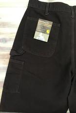 Carhartt Carhartt B11 Washed Duck Work Dungaree Pants Men's
