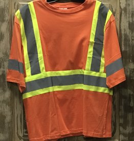 Big K Clothing Big K #6978 S/S Safety T-Shirt