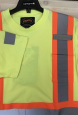 Pioneer Pioneer 6980 CSA Cotton Safety T-shirt Men's