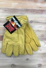 Tough Duck Tough Duck G26016 Leather Lined Work Gloves