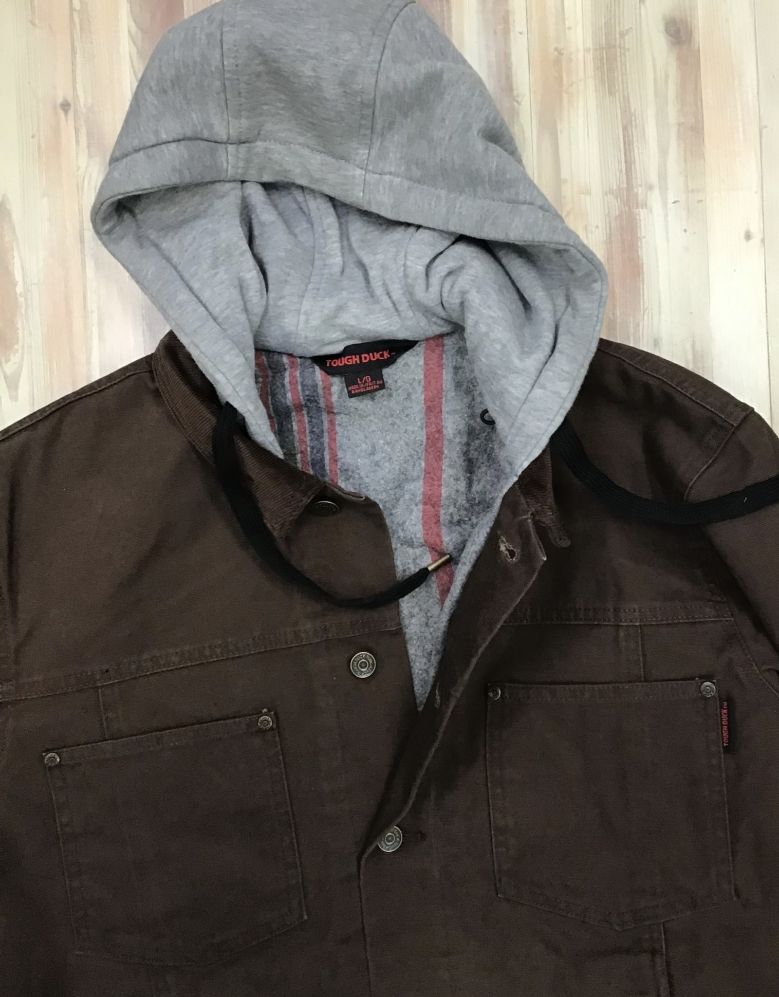 Tough Duck Tough Duck WJ11 Washed Duck Blanket Lined Jacket Men's