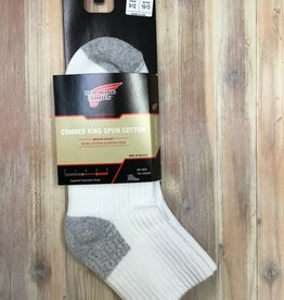 Red Wing Available In Store ONLY - Red Wing Cotton Quarter Socks Unisex